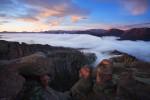 Мъгли и скали