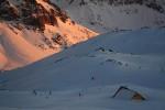 Заслон Тевно езеро - Пирин планина.