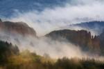 Пролетни мъгли.