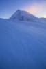 Зима в полите на връх Момин двор. Пирин планина