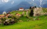 Родопа планина - пролетна приказка в село Гела.