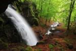 Пролетно пълноводие - водопад Ланжин скок.