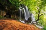Етрополски водопад Варовитец.