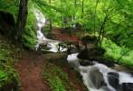 Водопад Скока в близост до гр. Тетевен.