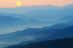 Утро в западни Родопи
