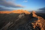 Пирин планина - някъде между заслон Кончето и връх Баюви дупки.