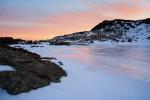 Рила планина - Рибното езеро и хижа Седемте езера.