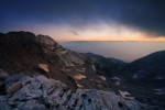 На зазоряване в Пирин планина