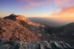 Пирин планина - Изгрев от района на заслон Кончето.
