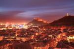 Привечер в град Пловдив