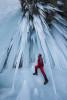 Под ледените пръски. Етрополски водопад Варовитец