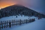 Връх Добрила. Национален парк Централен балкан