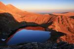 Езеро Окото в Рила планина