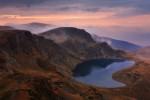 Езеро Бъбрека в Рила планина