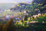 Пролет в село Стикъл