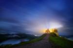 """Параклис """"Възнесение Господне"""" в близост до село Борово. Родопа планина"""