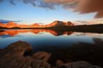 Лято на Тевно езеро. Пирин планина