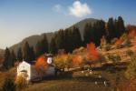 """Църква """"Света Тройца"""" в село Гела. Родопа планина"""