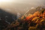 Асеновата крепост. Родопа планина