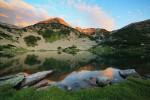 Муратово езеро в Пирин планина