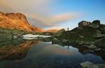 Рила планина - Страшното езеро.